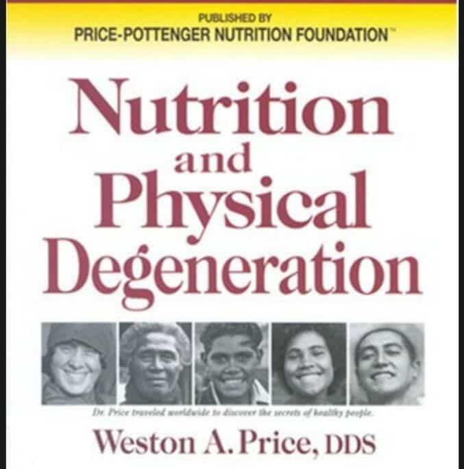 Nutrition-Physical-Degeneration