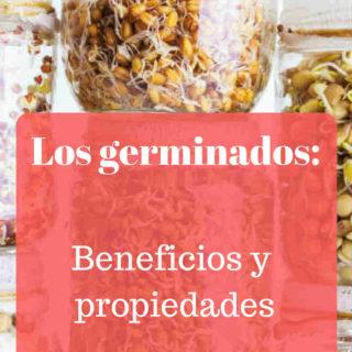 Alimentos germinados: beneficios y propiedades